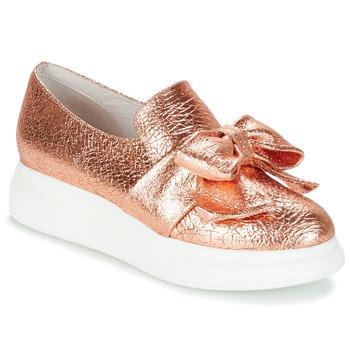 Obuća Žene  Slip-on cipele Jeffrey Campbell BRITNY Ružičasta / Gold