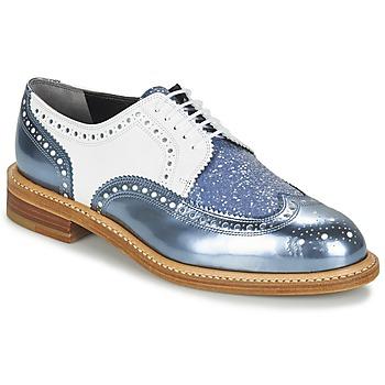 Obuća Žene  Derby cipele Robert Clergerie ROELTM Blue / Bijela