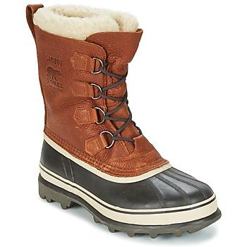 Obuća Muškarci  Čizme za snijeg Sorel CARIBOU WL Tabacco