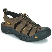 Obuća Muškarci  Sportske sandale Keen NEWPORT Smeđa