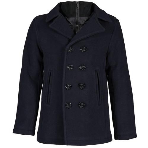 Odjeća Muškarci  Kaputi Schott CYCLONE 2 Blue