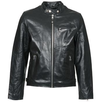 Odjeća Muškarci  Kožne i sintetičke jakne Schott LC 940 D Crna