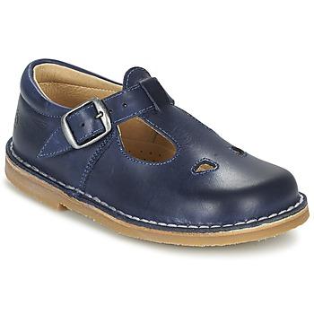 Obuća Djeca Balerinke i Mary Jane cipele Citrouille et Compagnie GLARCO Blue