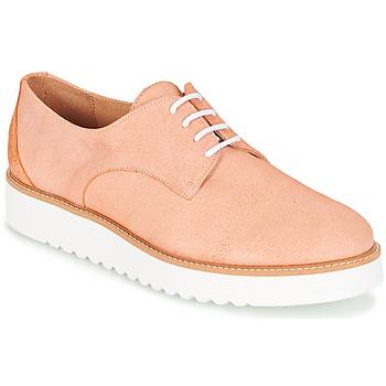 Obuća Žene  Derby cipele Casual Attitude GEGE Boja breskve