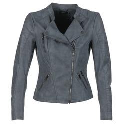 Odjeća Žene  Kožne i sintetičke jakne Only AVA Blue