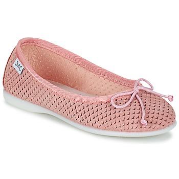 Obuća Djevojčica Balerinke i Mary Jane cipele Citrouille et Compagnie GERRAGO Ružičasta