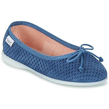 Obuća Djevojčica Balerinke i Mary Jane cipele Citrouille et Compagnie GERRAGO Blue