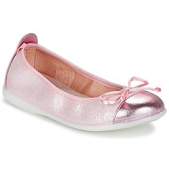 Obuća Djevojčica Balerinke i Mary Jane cipele Citrouille et Compagnie GRAGON Ružičasta / Šljokice