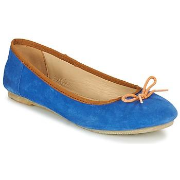 Obuća Žene  Balerinke i Mary Jane cipele Kickers BAIE Blue / Narančasta