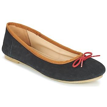 Obuća Žene  Balerinke i Mary Jane cipele Kickers BAIE Crna / Red