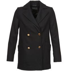 Odjeća Žene  Kaputi Esprit WATTS Black