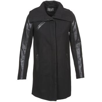 Odjeća Žene  Kaputi Esprit BATES Crna