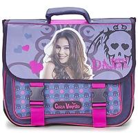 Torbe Djevojčica Školske torbe Dessins Animés CHICA VAMPIRO CARTABLE 38CM Ljubičasta
