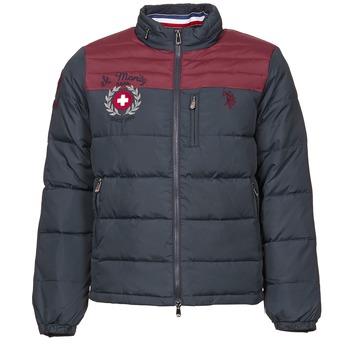 Odjeća Muškarci  Pernate jakne U.S Polo Assn. ST.MORITZ Bordo