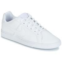 Obuća Djeca Niske tenisice Nike COURT ROYALE GRADE SCHOOL White