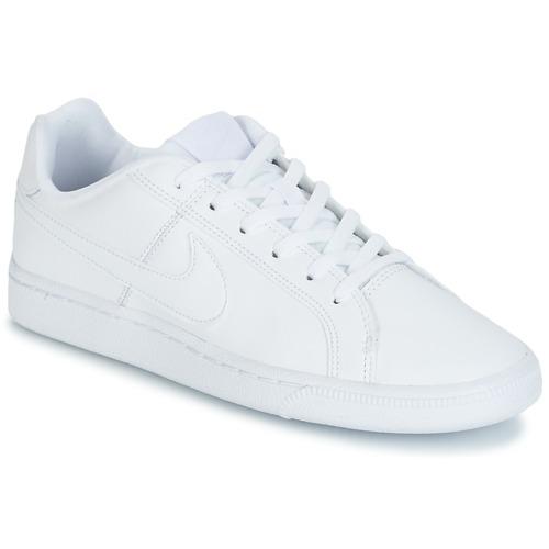 Obuća Djeca Niske tenisice Nike COURT ROYALE GRADE SCHOOL Bijela