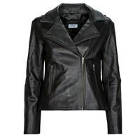 Odjeća Žene  Kožne i sintetičke jakne Betty London IGADITE Crna