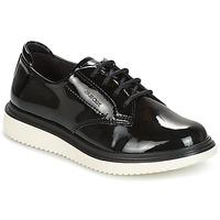 Obuća Djevojčica Derby cipele Geox J THYMAR G. B Crna