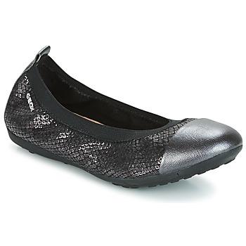 Obuća Djevojčica Balerinke i Mary Jane cipele Geox J PIUMA BAL B Crna