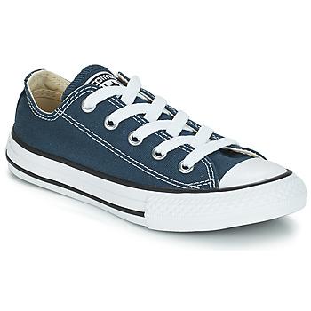 Obuća Djeca Niske tenisice Converse CHUCK TAYLOR ALL STAR CORE OX Blue