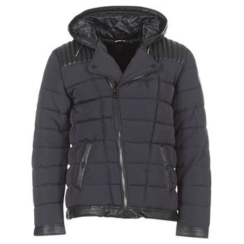 Odjeća Muškarci  Pernate jakne Le Temps des Cerises BEND Crna