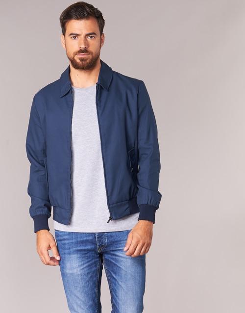 Odjeća Muškarci  Kratke jakne Casual Attitude IHIBERNA Blue
