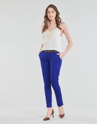 Odjeća Žene  Hlače s pet džepova Betty London GRIBANO Blue