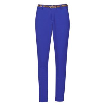 Odjeća Žene  Hlače s pet džepova Betty London BERTHA Blue