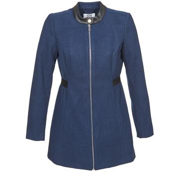 Odjeća Žene  Kaputi Vero Moda CAPELLA Blue
