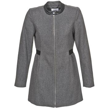 Odjeća Žene  Kaputi Vero Moda CAPELLA Grey