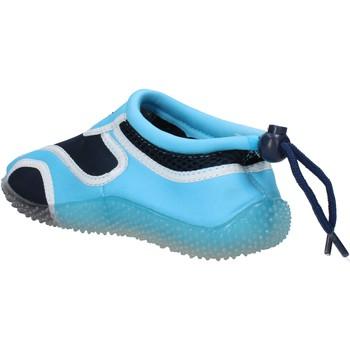 Obuća Dječak  Modne tenisice Everlast sneakers blu tessuto celeste gomma AF852 multicolore