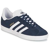 Obuća Djeca Niske tenisice adidas Originals GAZELLE J Blue