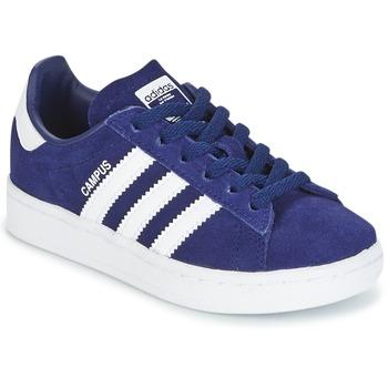 Obuća Dječak  Niske tenisice adidas Originals CAMPUS C Blue