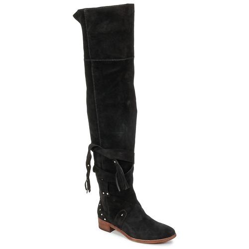Obuća Žene  Čizme iznad koljena See by Chloé FLIROL Crna