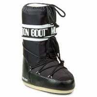 Obuća Žene  Čizme za snijeg Moon Boot MOON BOOT NYLON Black