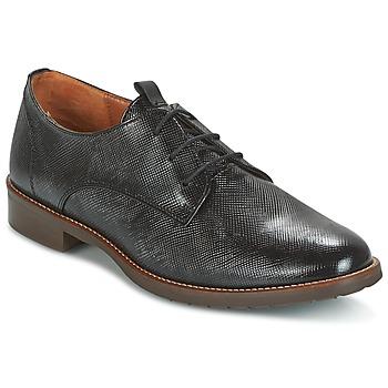 Obuća Žene  Derby cipele Heyraud FANFAN Crna