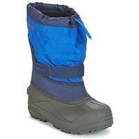 Obuća Djeca Čizme za snijeg Columbia YOUTH POWDERBUG™ PLUS II Blue