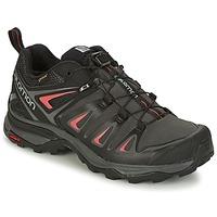Obuća Žene  Pješaćenje i planinarenje Salomon X ULTRA 3 GTX® Crna / Red