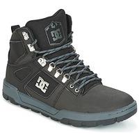 Obuća Muškarci  Visoke tenisice DC Shoes SPARTAN HIGH WR Crna / Siva