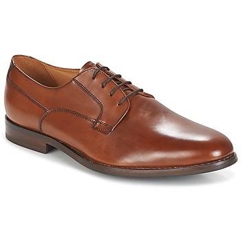 Obuća Muškarci  Derby cipele Geox U HAMPSTEAD Smeđa