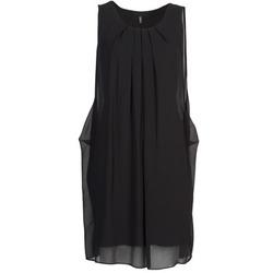 Odjeća Žene  Kratke haljine Naf Naf KLOLA Crna
