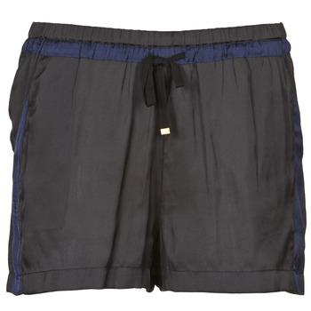 Odjeća Žene  Bermude i kratke hlače Naf Naf KAOLOU Crna
