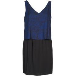 Odjeća Žene  Kratke haljine Naf Naf LORRICE Crna / Blue