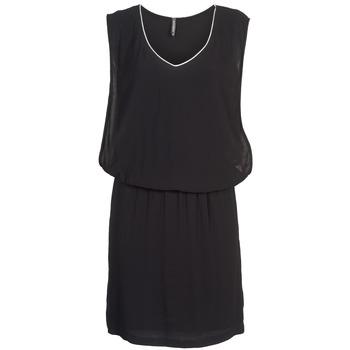 Odjeća Žene  Kratke haljine Naf Naf LYLOMA Crna