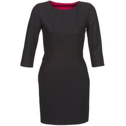 Odjeća Žene  Kratke haljine Naf Naf EPARCIE Crna