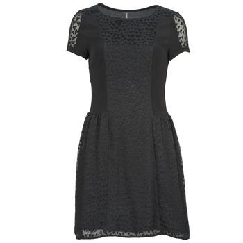 Odjeća Žene  Kratke haljine Naf Naf KEUR Crna