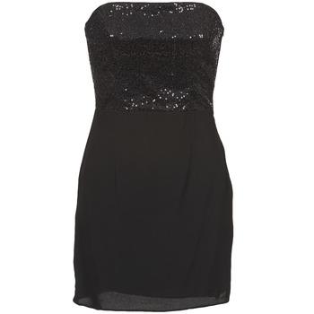 Odjeća Žene  Kratke haljine Naf Naf LYCHA Crna