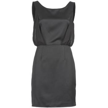 Odjeća Žene  Kratke haljine Naf Naf LYCOPINE Crna