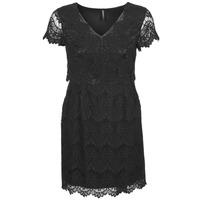 Odjeća Žene  Kratke haljine Naf Naf LYJO Crna
