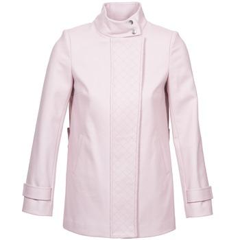 Odjeća Žene  Kaputi Naf Naf ACORA Ružičasta